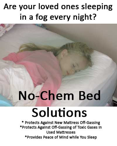 No-Chem Bed Solutions Mattress Wrap